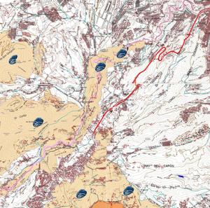 Guiniguada mapa