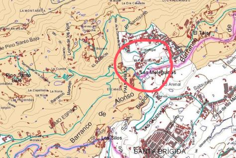 Parralillo SB mapa