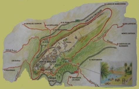Plano Parque Sataute