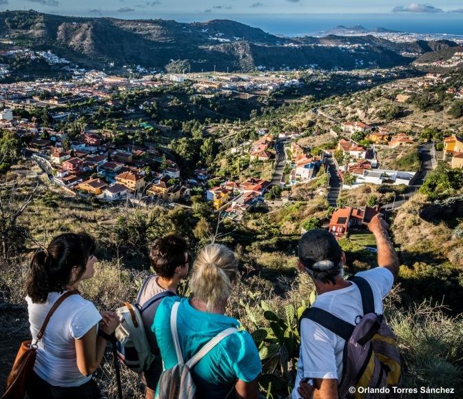 DisfrutANDO caminos y senderos V: Camino a las Tres Piedras