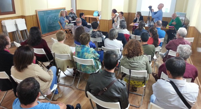 La Asamblea dio el visto bueno a la nueva organización interna de Ando
