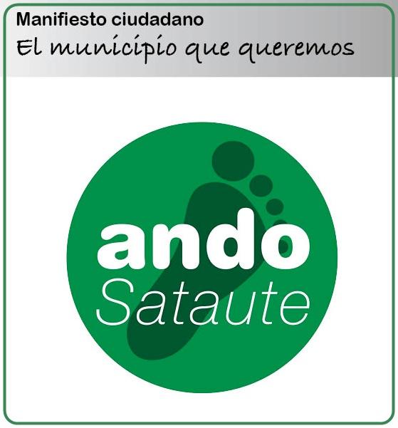 Manifiesto Ciudadano Ando Sataute