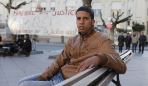 Hassana Aalia fue condenado a cadena perpetua el 17 de febrero 2013 por la justicia marroquí.