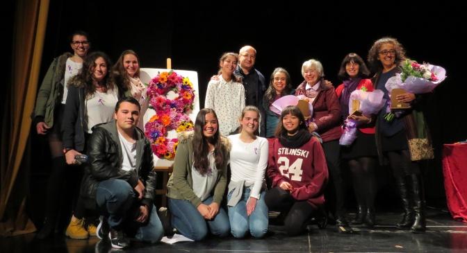 Santa Brígida homenajea a las docentes que han trabajado por la igualdad real desde las aulas