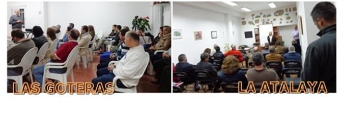 EL GOBIERNO MUNICIPAL VUELVE A HABLAR CON LOS BARRIOS EN ASAMBLEAS