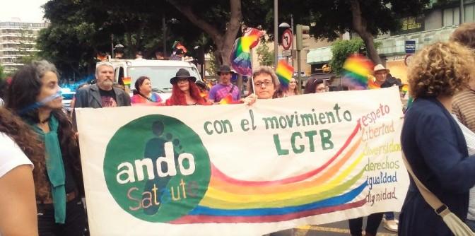 Presentamos moción contra la discriminación a los colectivos LGTBI