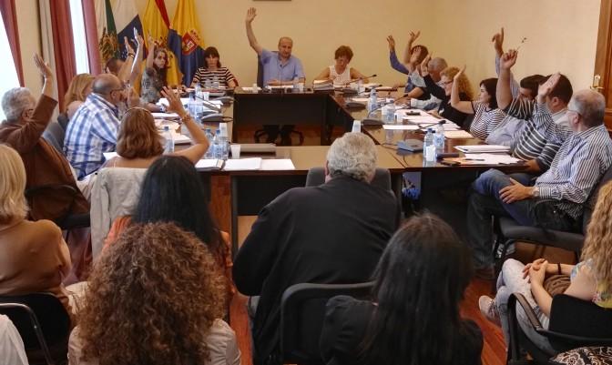 Aprobada una modificación presupuestaria que permite convocar subvenciones a colectivos