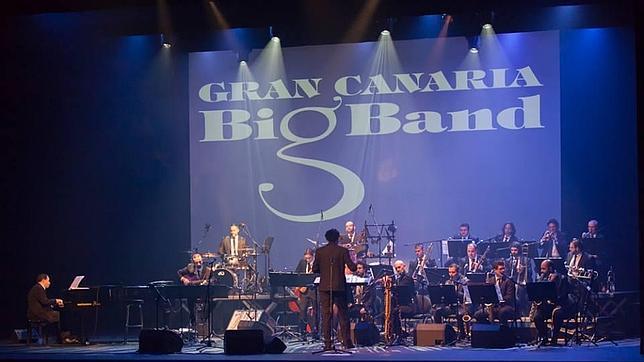 La Gran Canaria Big Band llenará este sábado de Jazz y Swing el viejo cine