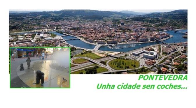Pontevedra, devolver la ciudad a los ciudadanos, que la hagan suya y la defiendan