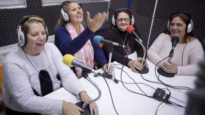 Una radio para dar voz al barrio