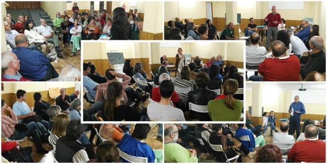 Una Asamblea de Ando con mucho que comunicar y mucho que escuchar