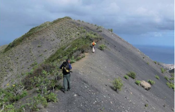 Caminos y Senderos de ANDO Sataute empieza el año camin_ANDO por Bandama