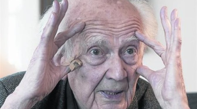 Muere Zygmunt Bauman, el teórico de la sociedad líquida