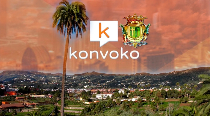 El Ayuntamiento ya usa la app Konvoko como otro medio de información municipal