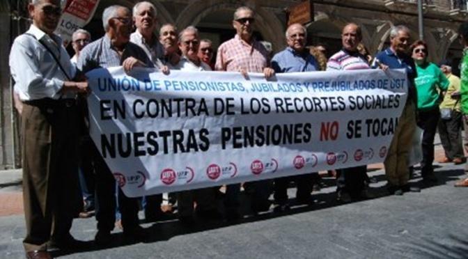 Ando Sataute logra el apoyo del pleno, por la garantía de las pensiones públicas