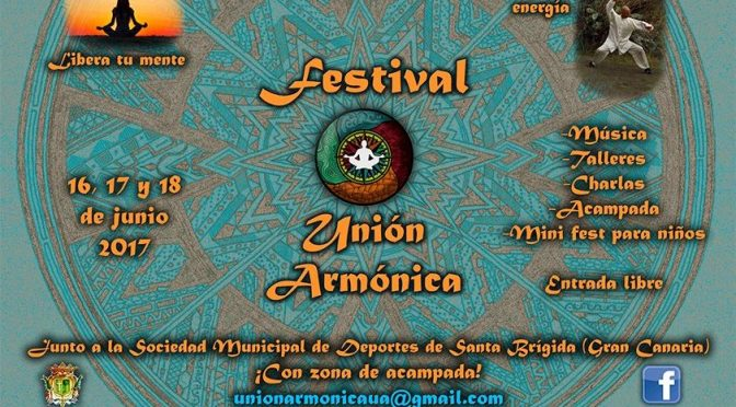 Santa Brígida revive la música, la filosofía y los valores de la 'New Age' con tres días del festival 'Unión Armónica'