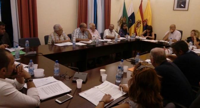 El Pleno hace suya la propuesta de ANDO de reinvindicar un nuevo Centro de Salud que cubra las especialidades de la comarca