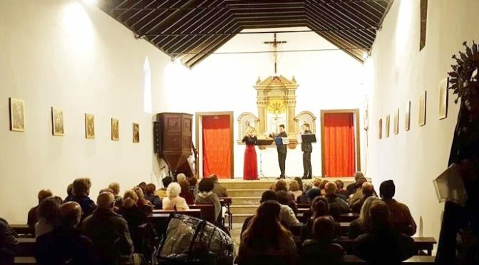 'Iglesias con música' ofrece música clásica en cuatro barrios de Santa Brígida