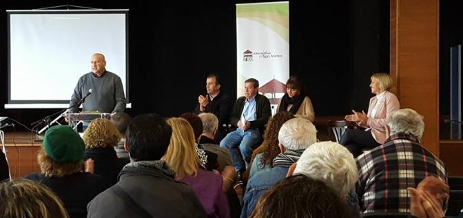 Las Primeras Jornadas de Municipalismo Siglo XXI  barruntan un futuro complejo pero esperanzador