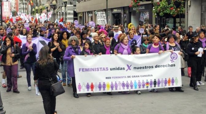 """ANDO Sataute: """"Si las mujeres paramos, se para el mundo"""""""