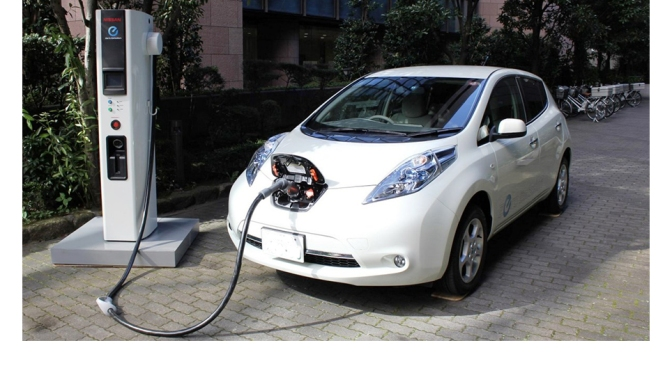 El Cabildo destina 445.000 euros a la instalación de puntos de recarga para vehículos eléctricos
