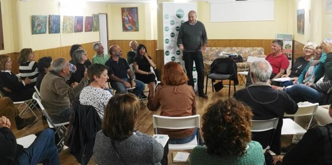 La asamblea de ANDO Sataute elige a José Armengol para encabezar la lista electoral en 2019