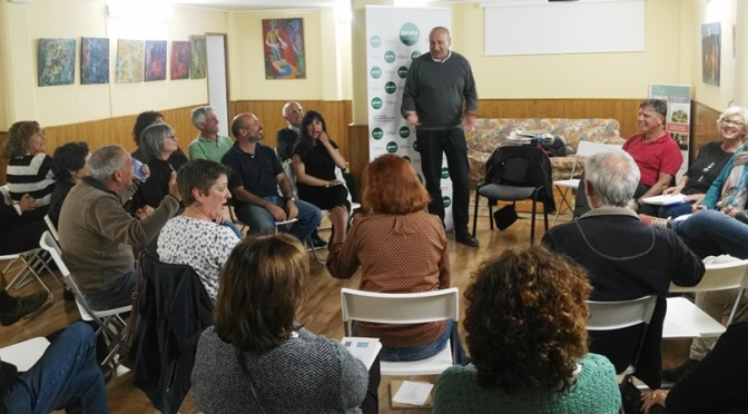 Asamblea de ANDO, 11 de enero