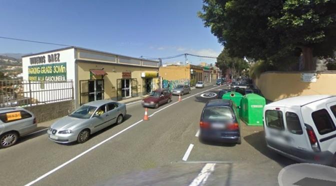 Santa Brígida quiere estar en el Convenio de Carreteras de Gran Canaria