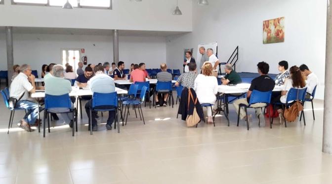 Cinco mesas de debate sumaron ideas para el PACES